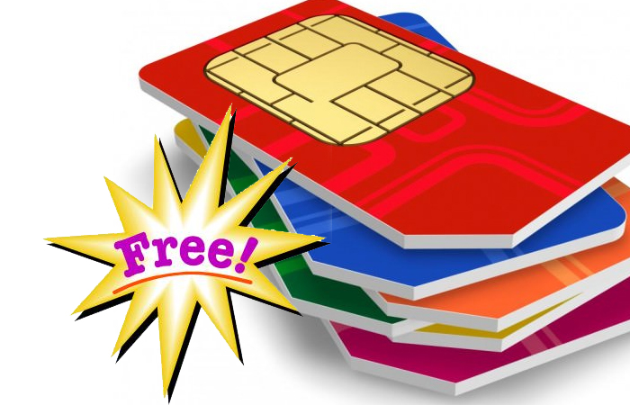 free sim card when you switch your phone number
