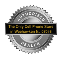 TJ Wireless, the only cell phone authorized dealer in weehawken NJ 07086